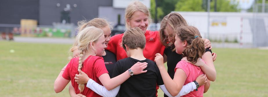 Open Enschedees Jeugdkampioenschap Ultimate Frisbee Disc Devils Twente