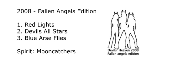 Disc Devils Twente - 2008 Fallen Angels Edition - Devils Heaven