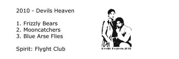 Disc Devils Twente - 2010 Devils Heaven - Devils Heaven