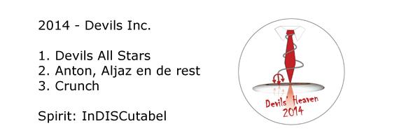 Disc Devils Twente - 2014 Devils Inc - Devils Heaven