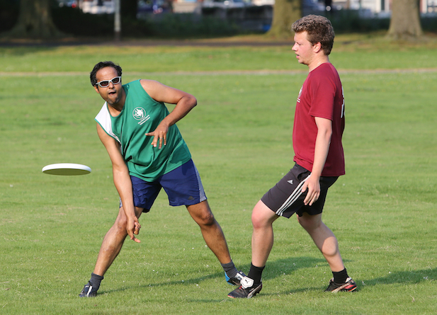 Wat is Ultimate Frisbee? Disc Devils Twente Enschede