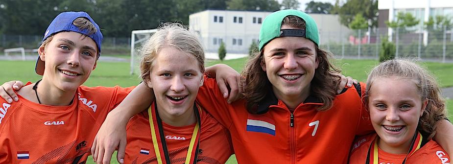 Disc Devils Twente Enschede Ultimate Frisbee Nederlands elftal