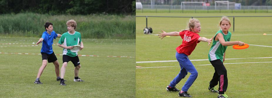 Jeugdcompetitie Almere Ultimate Frisbee Disc Devils Twente Enschede