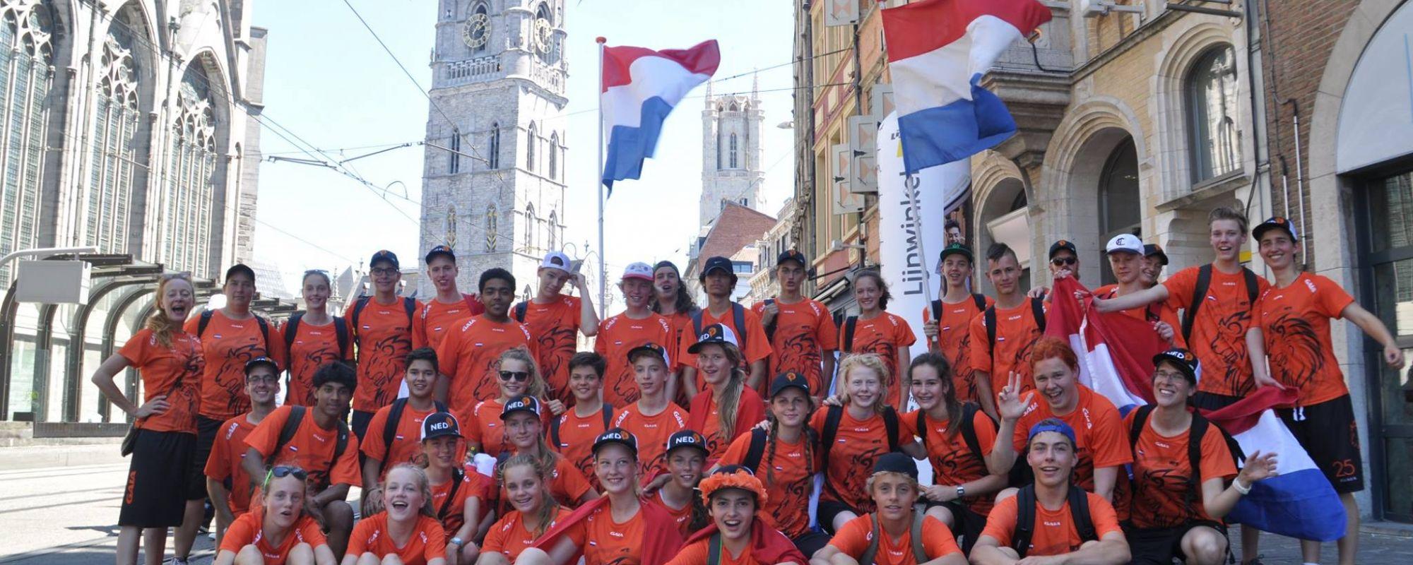 EYUC Gent 2016