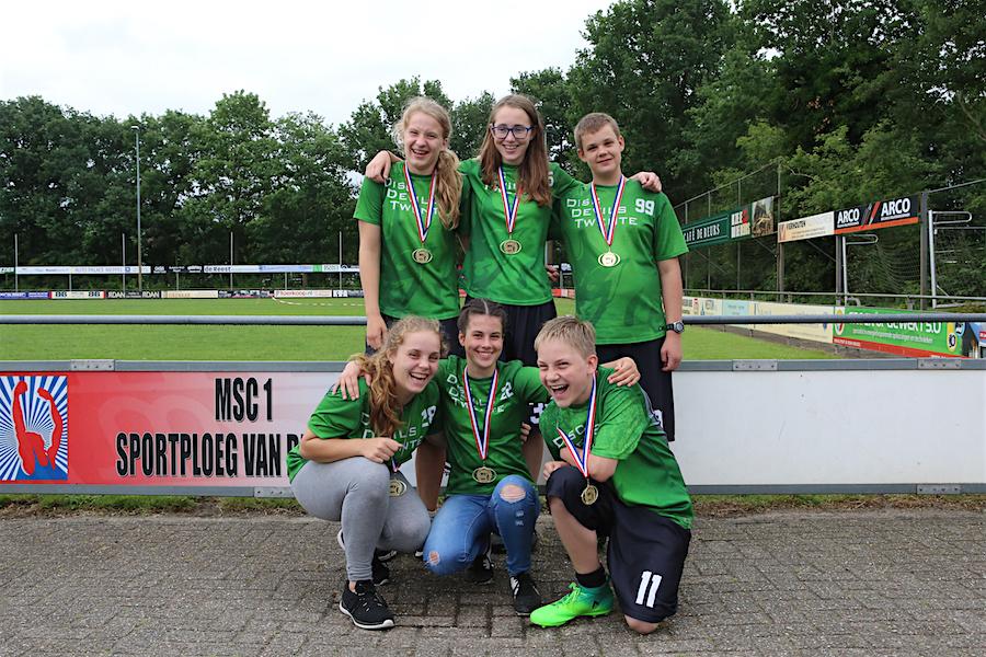 Spiritkampioenen Ultimate Frisbee Disc Devils Twente Enschede Jeugdcompetitie U17 2017