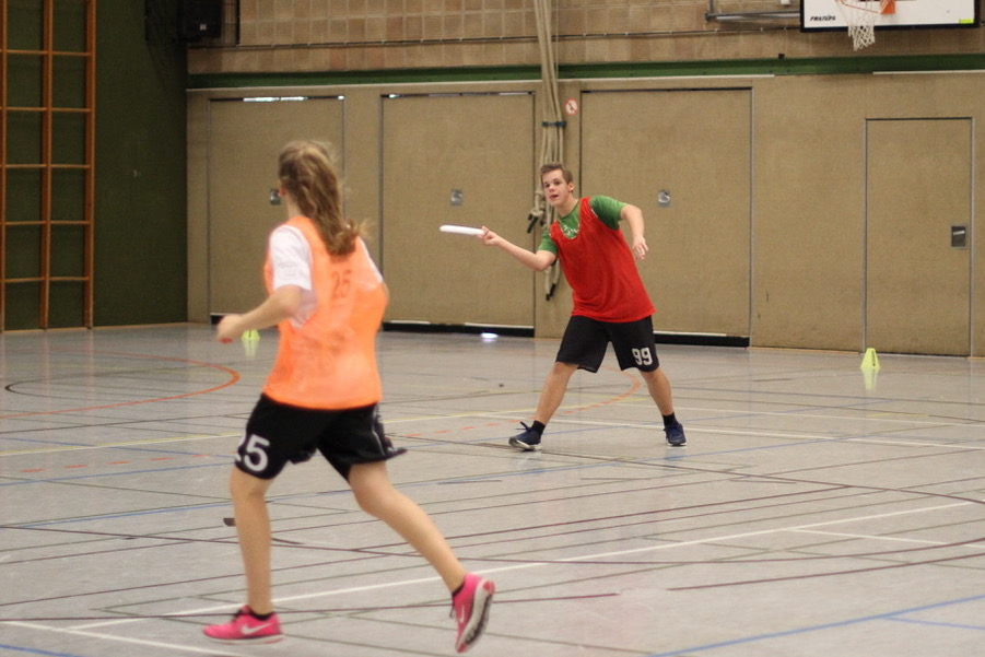 Trainingsdag CSI Kamen Disc Devils Twente Ultimate Frisbee