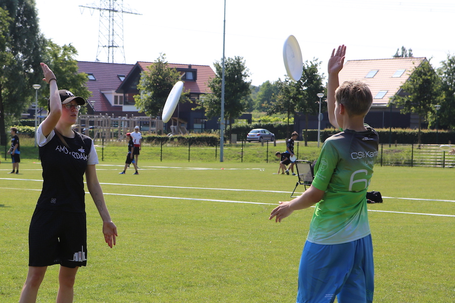 Vot Smiet'n Enschede Ultimate Frisbee