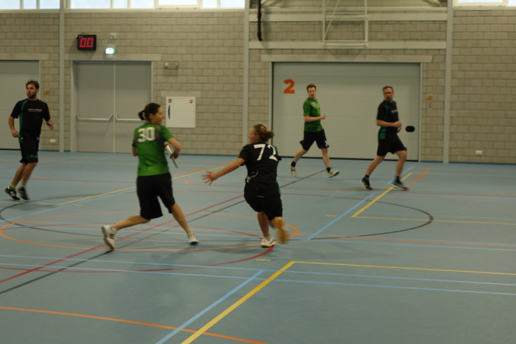 Ultimate Frisbee Disc Devils Twente Gronical Dizziness